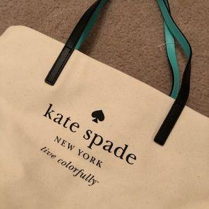 Kate Spade Tote Bag: never used!